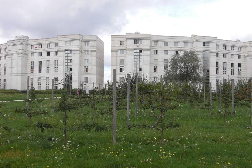 Gebäude von Ricardo Bofill