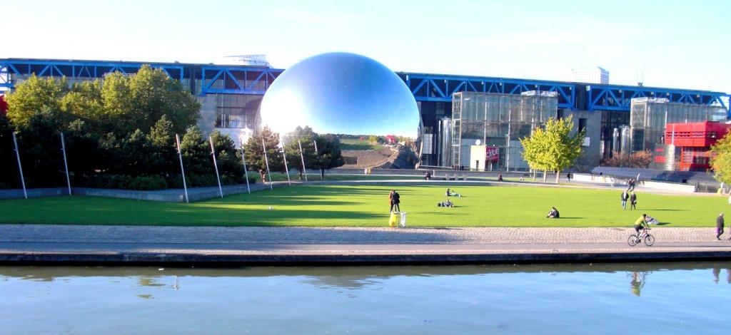 Cité des sciences et de l'industrie ǀ © Paris Kontrast